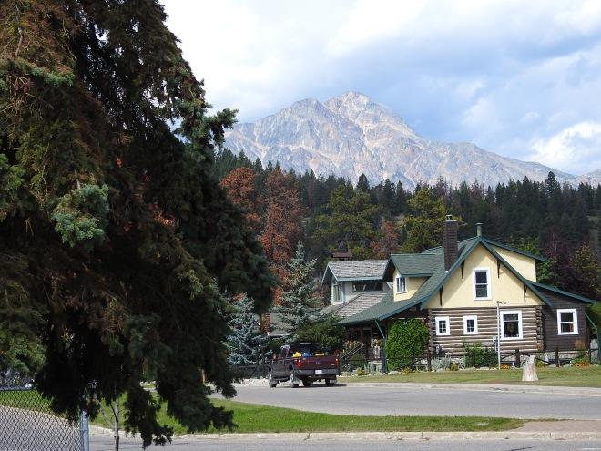 Pyramid Peak - Jasper